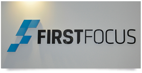 office sign for first focus IT