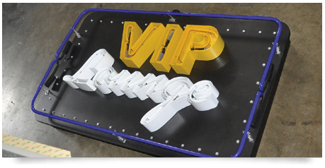vip lounge neon sign for gaming venue